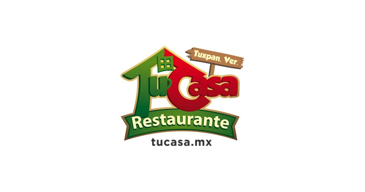 Logo del Restaurante Tu Casa en Tuxpan, Veracruz