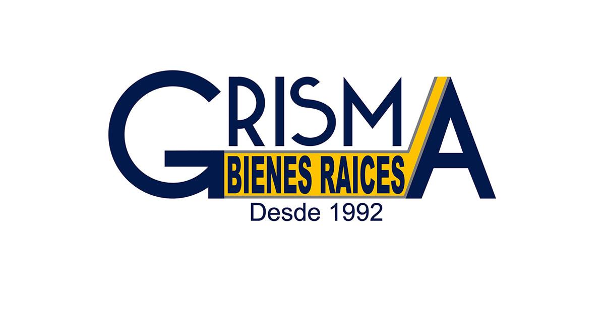 Logo de la inmobiliaria Grisma en Tuxpan, Veracruz