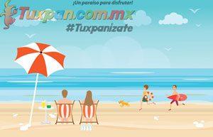 Seguridad en las playas de Tuxpan, Veracruz