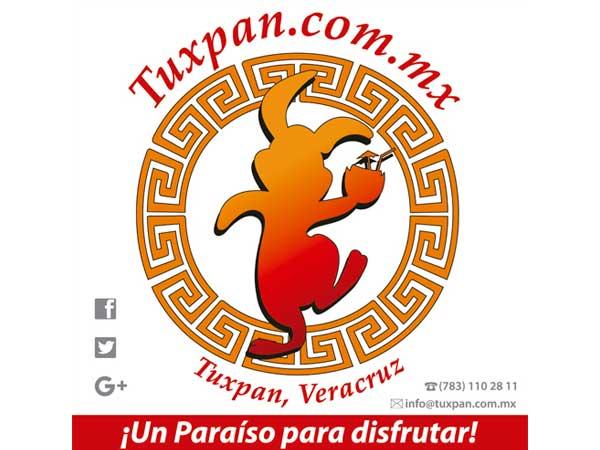 Escudo circular de Tuxpan.com.mx