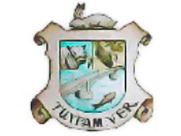 Escudo antiguo de Tuxpan, Veracruz