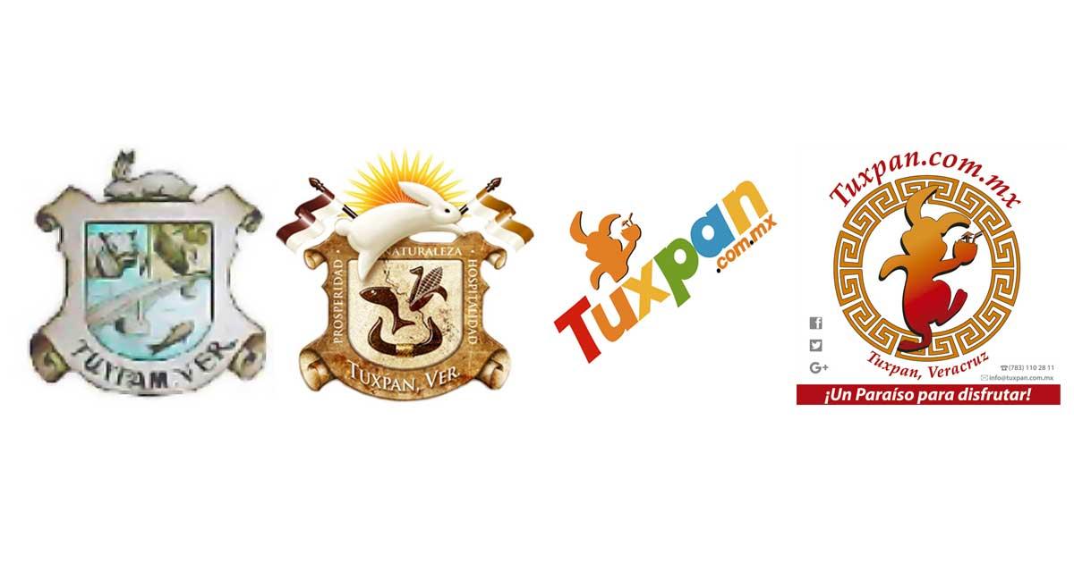 Escudos de Tuxpan, Veracruz y de Tuxpan.com.mx