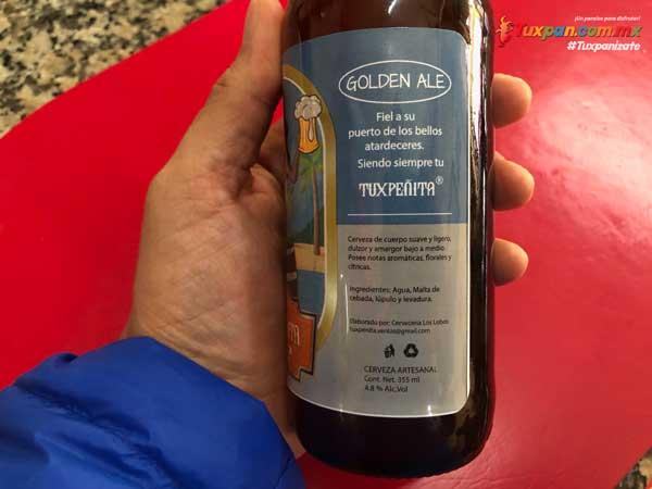 Cerveza Tuxpeñita en Tuxpan