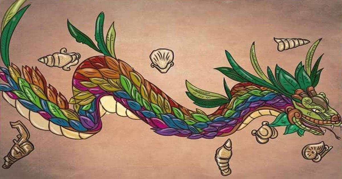 Pijchal, la serpiente de siete colore - Tumilco - Tuxpan