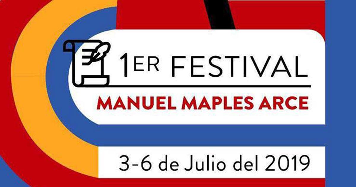 Festival Manuel Maples Arce en Tuxpan, Veracruz