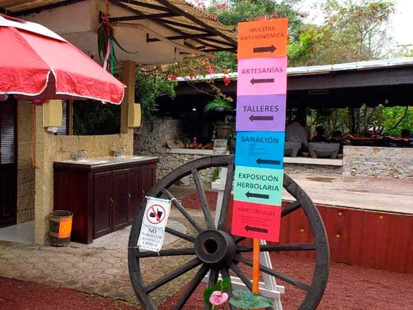 Actividades de la Quinta la Esperanza en Tuxpan, Veracruz