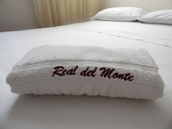 Habitaciones del hotel real del Monte en Tuxpan, Veracruz