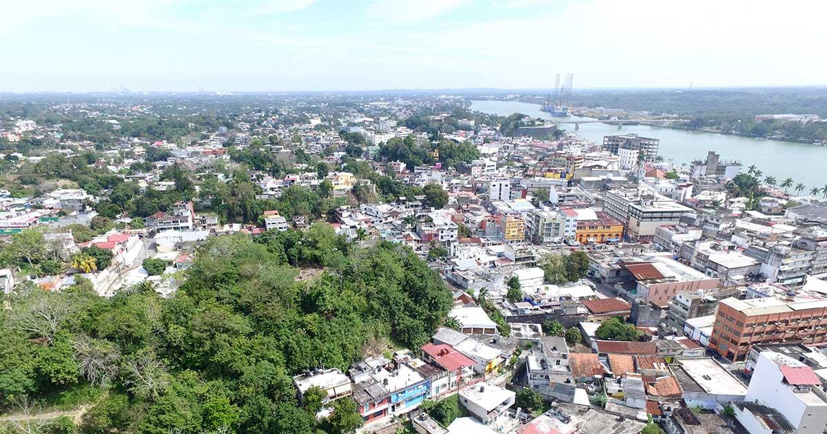 Calles de Tuxpan, Veracruz