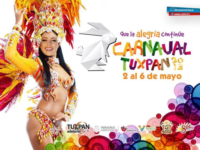Carnaval Tuxpan 2013