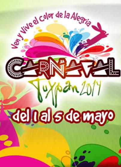 Carnaval Tuxpan 2014