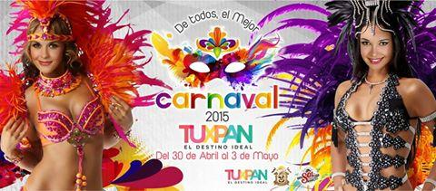 Carnaval Tuxpan 2015