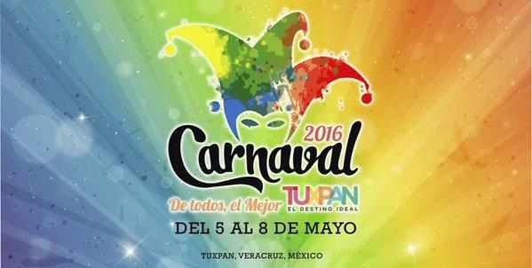 Carnaval Tuxpan 2016