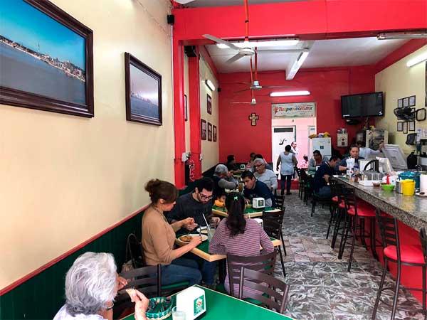 Comida huasteca en Tuxpan, Veracruz