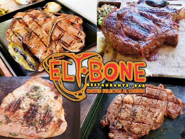 Cortes selectos de carnes - Restaurante T-Bone en Tuxpan, Veracruz, México