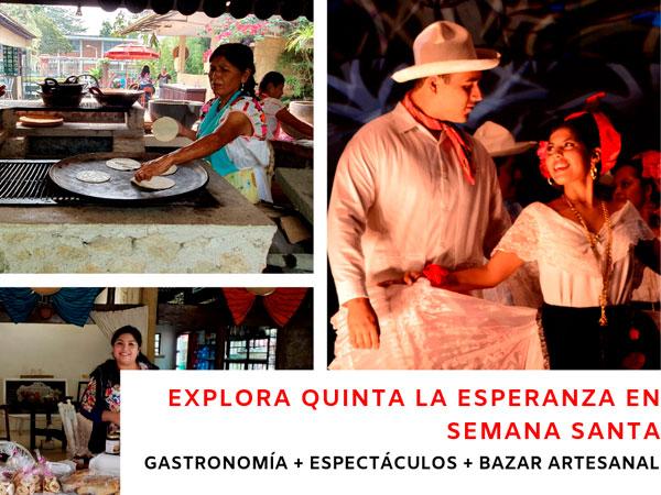 Vive la cultura Huasteca en la Quinta la Esperanza en Tuxpan, Ver.