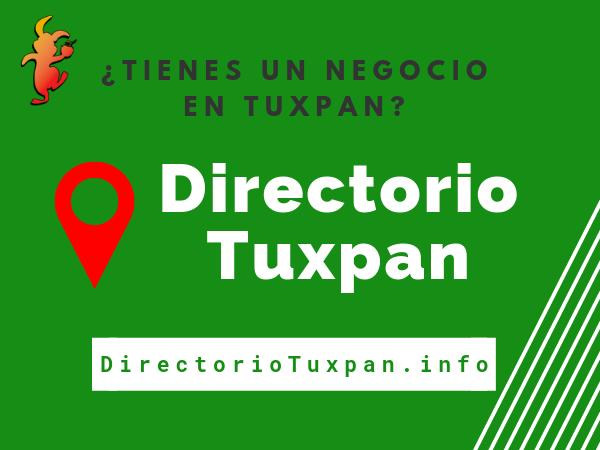 Directorio Comercial Digital de Tuxpan, Ver.