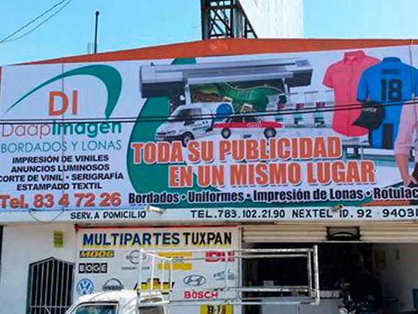 Entrada Daap Imagen Tuxpan, Veracruz