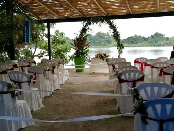 Eventos, bodas, cumpleaños en el Huerto del Bambú en Tuxpan, Ver.