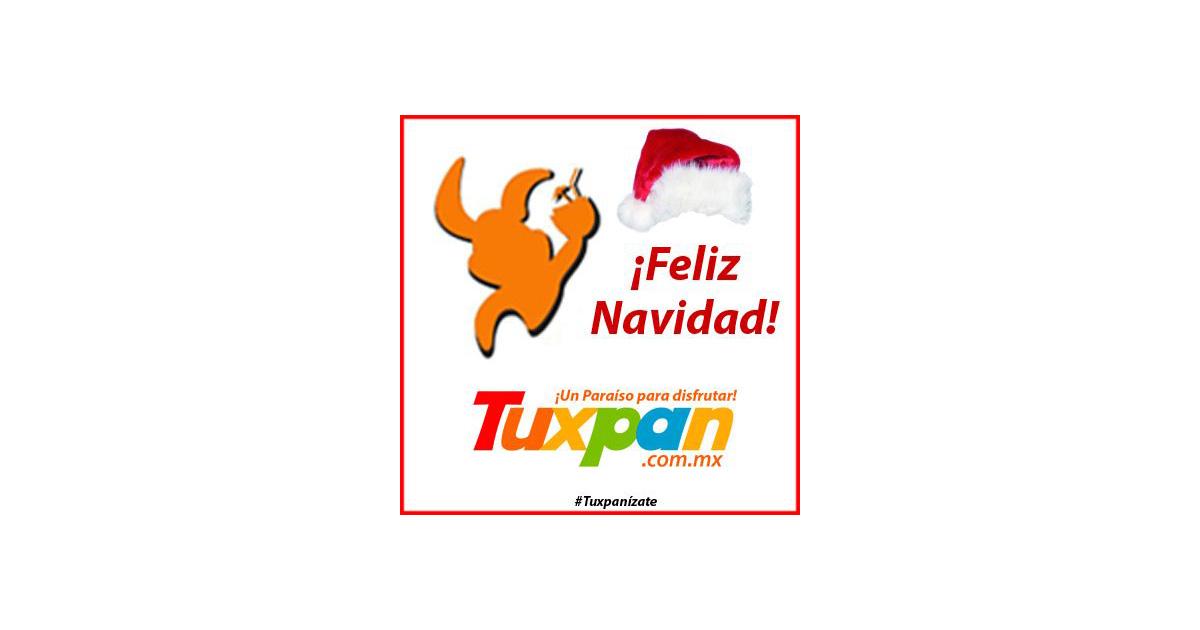Feliz Navidad Tuxpan, Veracruz