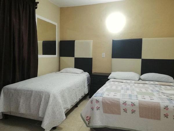 Habitaciones hotel City Gil en Tuxpan