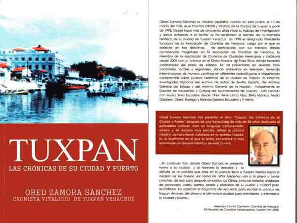 Libro: Tuxpan, las crónicas de su ciudad y puerto