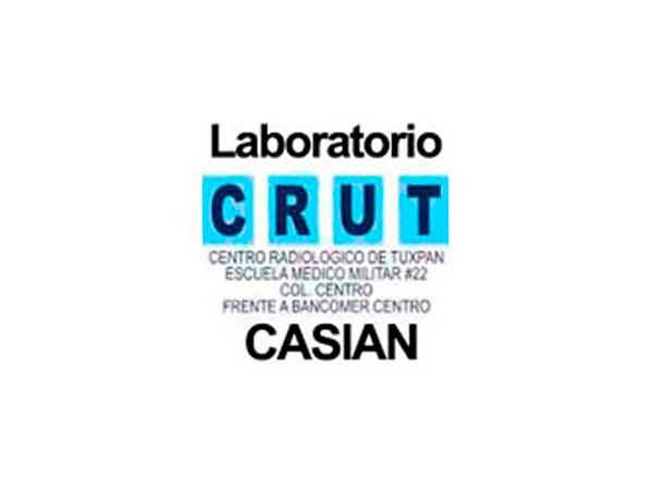Logo del Centro Radiológico Casián - CRUT