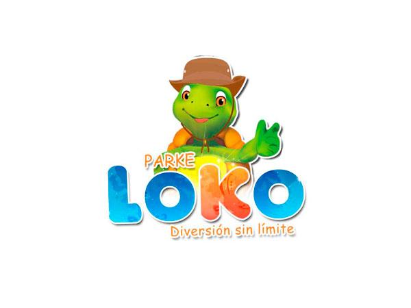 Logo del parque Loko en Tuxpan