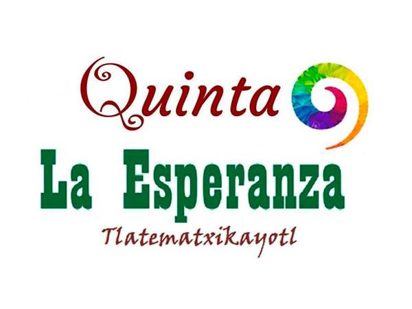 Logo de la Quinta la Esperanza en Tuxpan, Veracruz