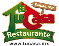 Logotipo del Restaurante Tu Casa en Tuxpan, Veracruz