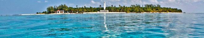 Arrecifes en Tuxpan, Veracruz - Qué visitar