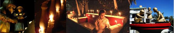 Callejón del niño perdido en Tuxpan, Veracruz - Qué visitar