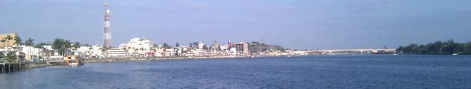 Río y Boulevard de Tuxpan, Veracruz - Qué visitar