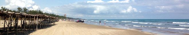 Playas de Tuxpan, Veracruz - Qué visitar