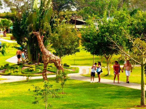Parque Loko en Tuxpan