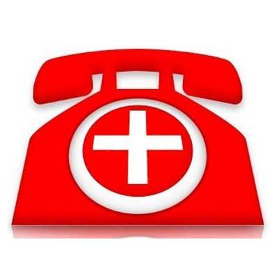 Teléfonos de emergencia en Tuxpan, Veracruz