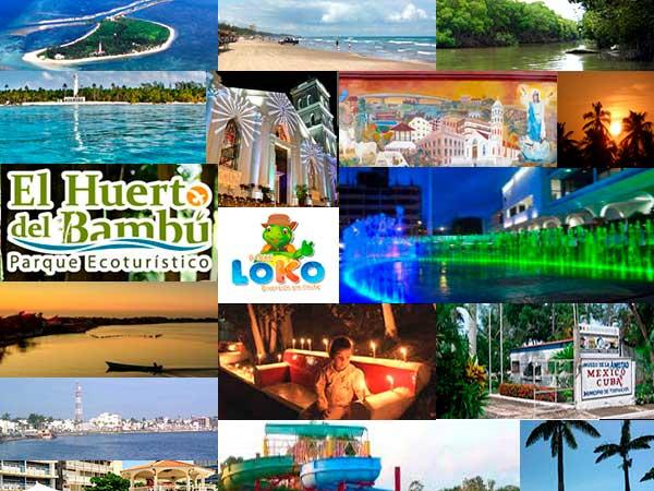 Turismo en Tuxpan, Veracruz