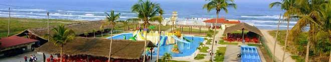 Parque acuático Aqua Park en Tuxpan, Veracruz - Qué hacer