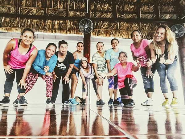 Aeróbics, Zumba y ejercicios en Focus Fitness en Tuxpan, Veracruz