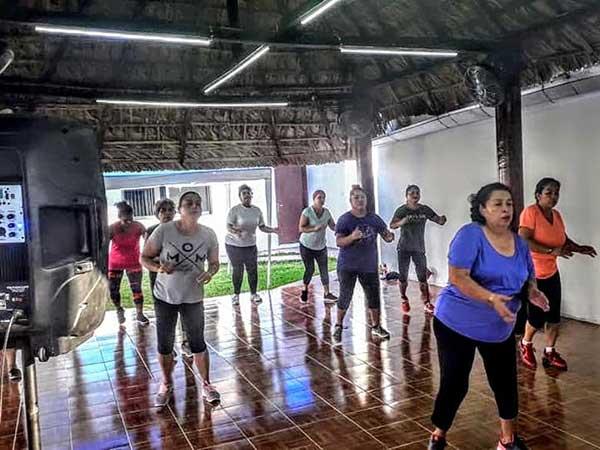 Clases de baile en Tuxpan, Veracruz