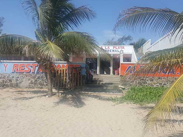 Hotel Paraíso Real en la Playa de Tuxpan, Veracruz