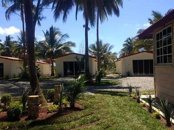 Hotel Villas Tabuco - Playa Barra Galindo en Tuxpan