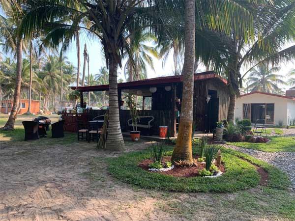 Cabañas en la playa de Tuxpan - Villas Tabuco