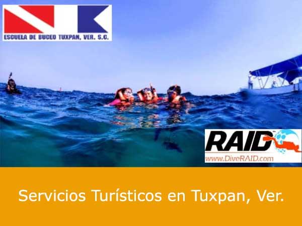 Visitar la Isla de Lobos en Tuxpan, Veracruz