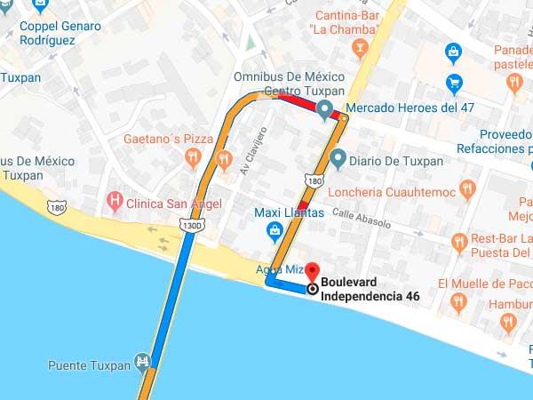 Dónde comprar las salsas La Cubanita en Tuxpan