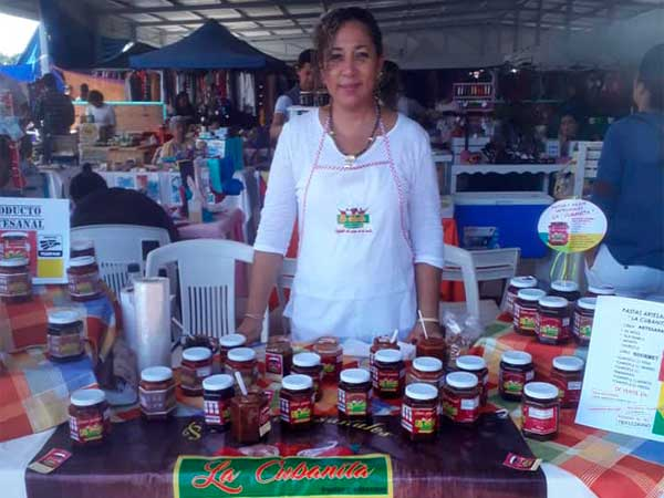 Salsas La Cubanita - Mariana Barrera - Tuxpan, Ver.